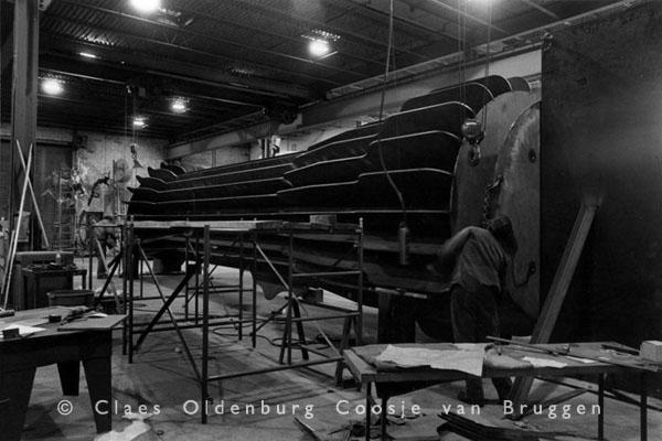 Claes Oldenburg Amp Coosje Van Bruggen Recent Exhibitions
