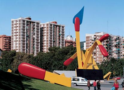 Claes Oldenburg Amp Coosje Van Bruggen Exhibitions