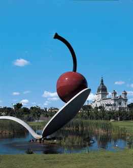 Spoonbridge and Cherry, 1988
